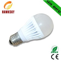 CE,ROHS apporved   3w 5w 8w cool white e27 led bulb light factory