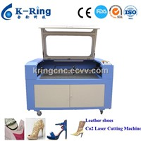 CNC Laser leather cutting machine KR1390