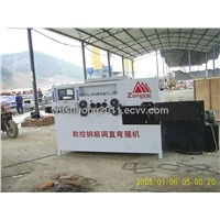 CNC bar bending machine