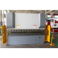 Hydraulic press brake,sheet bending machine,steel bending machine WC67Y-125T3200