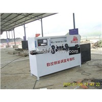 CNC rebar stirrups machine