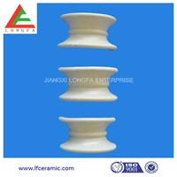 Ceramic intalox saddle for rto equipment
