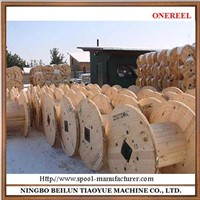 China Wooden Cable Drums