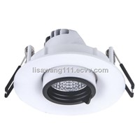 Recessed Commercial lighting FDC238 COB 5W Spot ceiling light