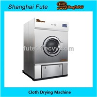 Commercial tumble dryer machine for laundry, clothes dryer, industrial dryer