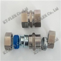 Conduit Pipe Coupling Stainless Steel Compression Connector