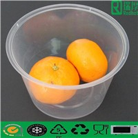 Disposable Takeaway Plastic Food Container (1000ml