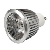 6W Driverless GU10 LED Spotlight/COB Dimmable LED Spot Light/LED Bulb Lamp