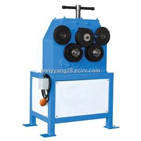 ELECTRIC ANGLE STEEL ROLLING ROUND MACHINE/ELECTRIC IRON ROLLER