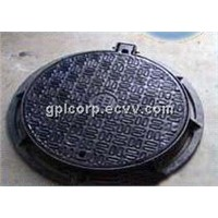 EN124 CAST IRON MANHOLE COVERS