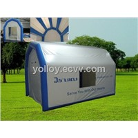 Easy Set up Inflatable Air Frame Cube Tent for Camping Outdoor Family Tent Car Tent