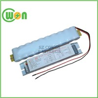 Emergency Light Battery Pack 12V 2300mAh C size battery pack