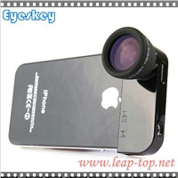 Eyeskey White 0.5 mini telescope camera phones fisheye lens telescope Cr