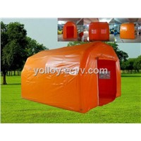 Family Camping Tent Inflatable House for Camping Outdoor Portable Tent