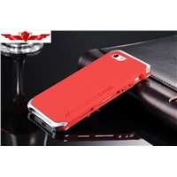 Fashion Durable Aluminum Iphone 5S Cases Five Colors Gift Box Included