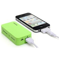 Fashionable USB Battery Charger Portable For Outdoor UageP46-C