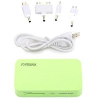 Fashionable USB Mobile Power Bank For Outdoor Uage P46-C