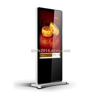 Floor stand LED display advertising player