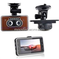 FullHD(1080p), 360 degree Panoramic Car DVR