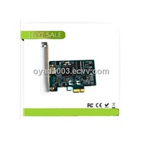 Full HD 1080P PCIe HDMI Video Capture Card , High Resolution standard 1080P/30Hz 1080i/60Hz