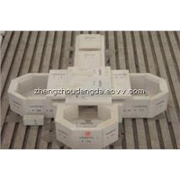 Fused cast AZS brick 36# for glass furnace