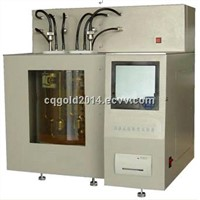 GD-265H-1 Full-automatic Kinematic Viscosity Bath for Liquid Petroleum Products