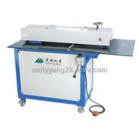 GROOVING MACHINE/OXHEAD SHEARS/ROLLER SHEAR BAND MACHINE/EMBOSSING MACHINE