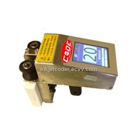 H175 carton coding batch number handheld ink jet printer