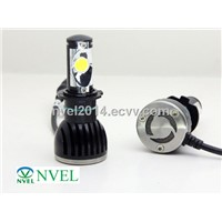 H7 LED headlight CREE CXA1512 chip