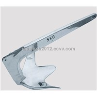 HCH AISI 316 stainless steel bruce anchor