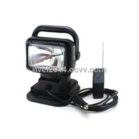 HID Remote Search Light SLS-A55W