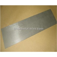 HIgh Precision Porous Titanium Sintered Plate Manufacture