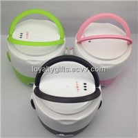 HOT Multi-functional electric hot lunch box for Promotion
