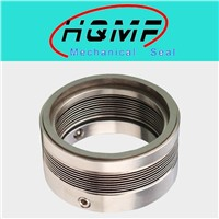 HQ68  metal bellows mechanical seals with models from 10 to 150mm