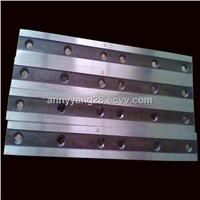 HYDRAULIC GUILLOTINE SHEARING BLADES CUTTING METAL