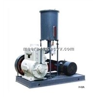 H-8A rotary piston vacuum pump for altitude simulation testing
