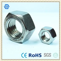 Hexagonal Locking Carbon Steel Nut DIN985
