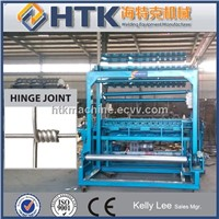 High Efficiency Automatic Field Fence Machine (CYC6251)
