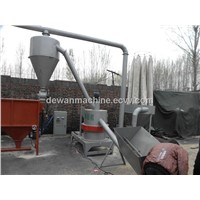 High Efficiency Wood Crusher or Wood Powder Machine
