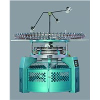 High Speed Terry Circular Knitting Machine