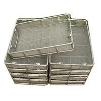 High-temperature Steel Basket Castings for Heat-treatment Furnaces  EB3098