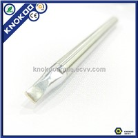 Hight quality Oxygen-free soldering tips TM-30R soldering chisel for Apollo Seiko soldering robot