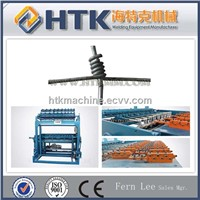 Hinge joint wire fence machine with manufacture