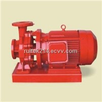 Horizontal Multistage Fire-fighting Pump