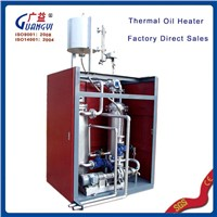 Hot sale electric thermal oil heater for circulation
