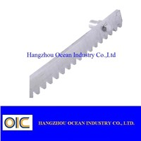Hot-sliding gate/door steel gear rack manufacturer