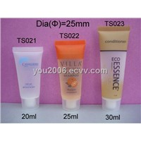 Hotel Shampoo/shower gel/conditioner/body lotion in soft tube