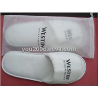 Hotel Slipper/disposable slipper/non woven bag slipper