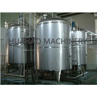 Industrial Beverage Mixer tank