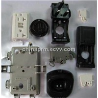 Industrial Plastic Parts/Plastic Injection Cover/Plastic Enclosures and Housings